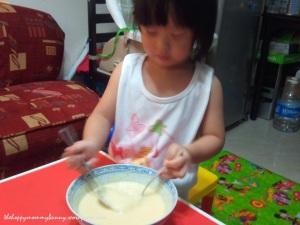 pancake baker