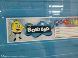 Bob's bag