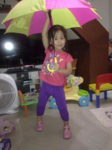 yui's umbrella