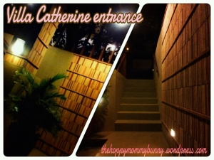 Catherine entrance