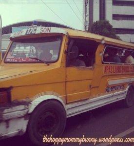 Cebu jeep