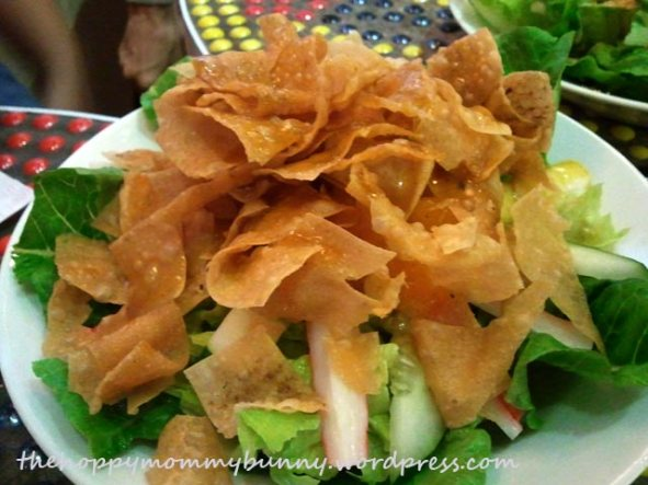 Asian Sunshine Salad