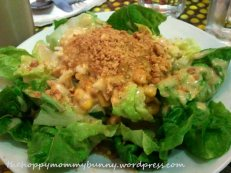 Banapple House Salad