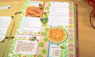 Shrimp recipes by Jine and Doy