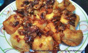 Crunchy Tofu