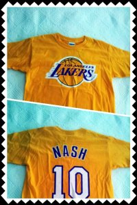 Nash the new Laker