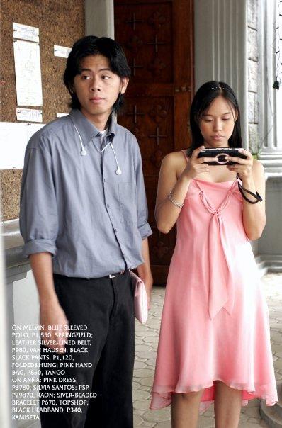 December 2005, Paul and Mai's Wedding