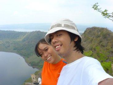 May 2006 Taal Volcano