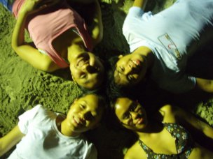 April 2007 Bataan with Angelicum friends