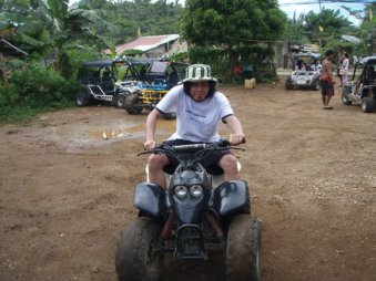 April 2008 ATV in Boracay