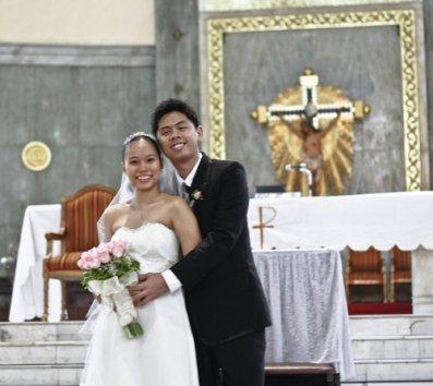 November 2008 - Wedding bunnies