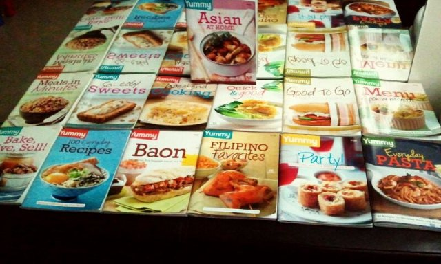 My Yummy Cookbook Collection