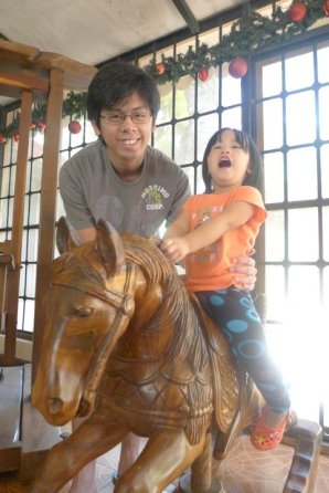 April 2011 The Coffee Farmhouse, Cavite
