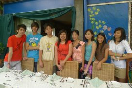 June 2011 Gabe's 18th bday at Chef Tatung