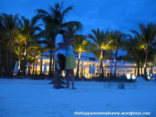 Dusk in Boracay