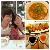 November: Our 4th year anniversary <3