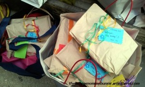 Brown bag gifts