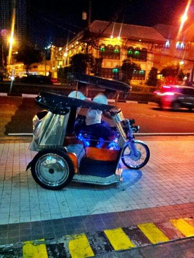 Trikes Abound
