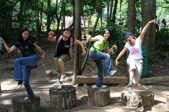 2007ish: Zoobic Safari