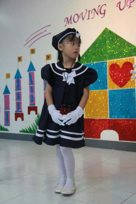 My little sailor