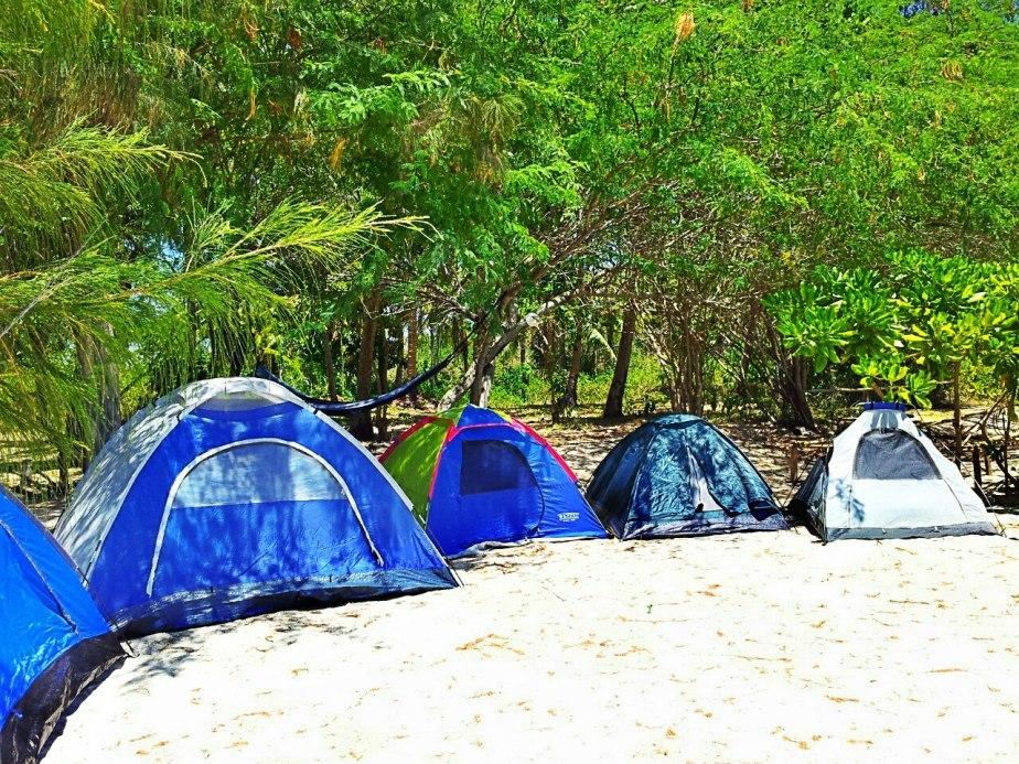 Dampalitan Island, Quezon 2013