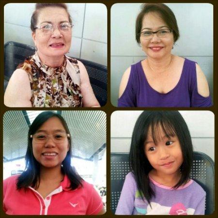 4 generations. 1 family.