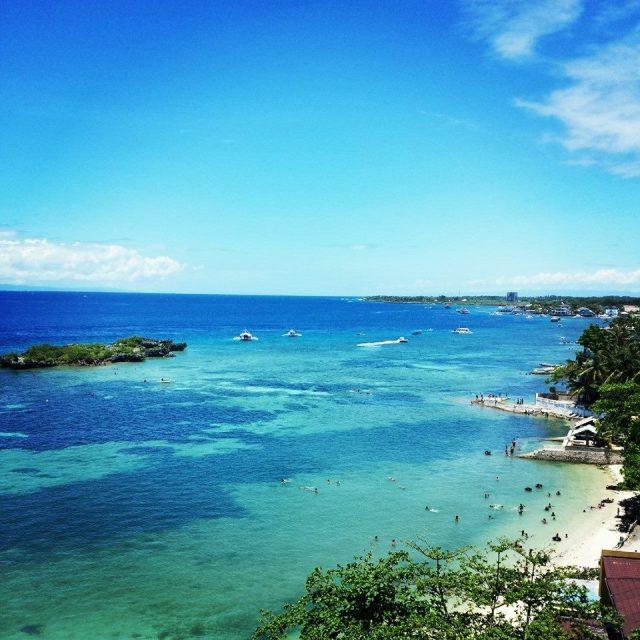 Sun, Sand and Sea at Costabella Tropical Beach Resort, Cebu