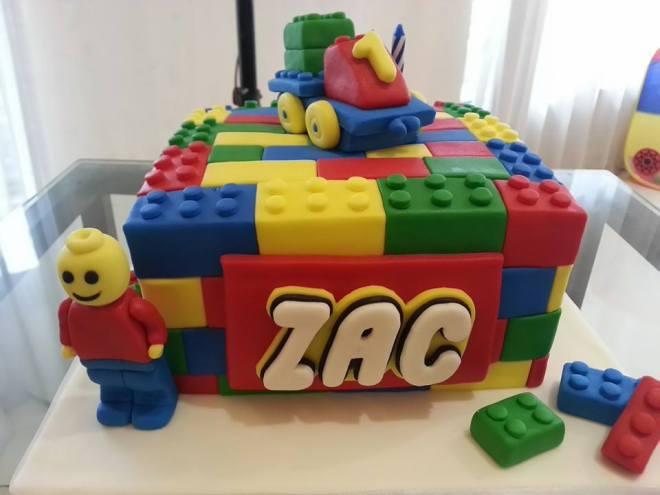 The amazing birthday cake ^_^