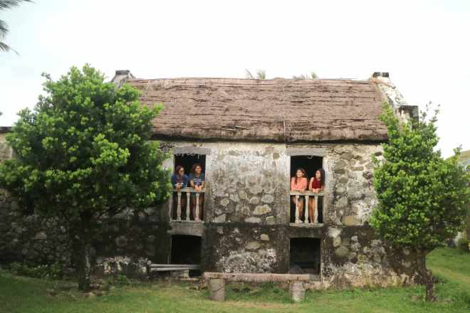 Old Ivatan House