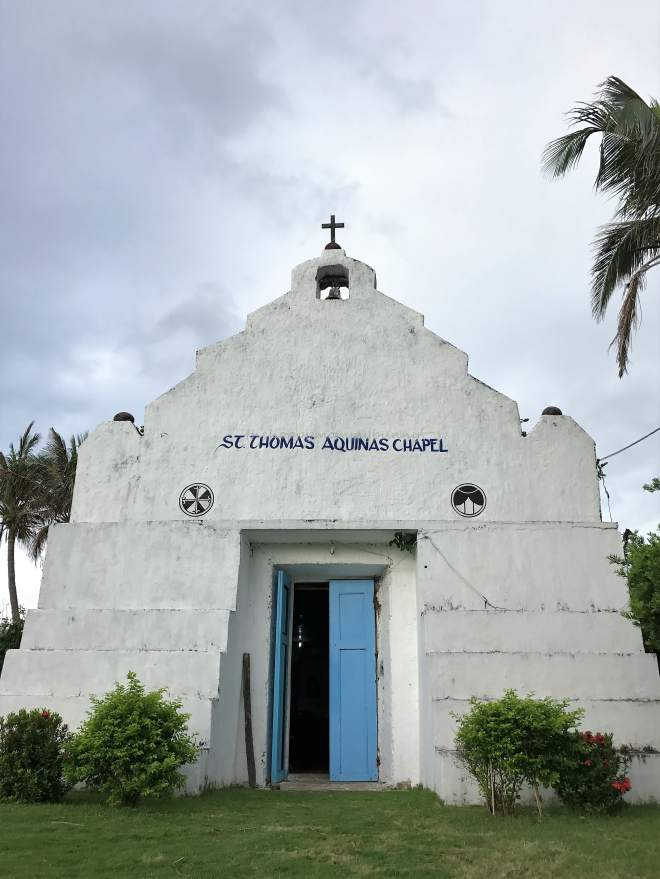 St. Thomas Aquinas Chapel at Barrio Savidug